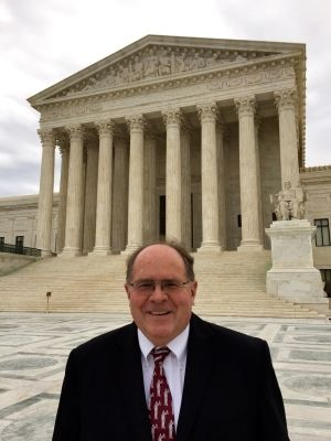 John Avery at the U.S. Supreme Court
